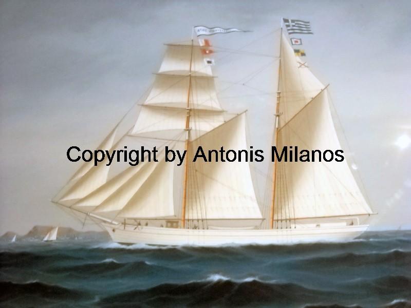 Βλέπετε εικόνες από το άρθρο: 19 Αιώνας από τα πανιά στον Ατμό